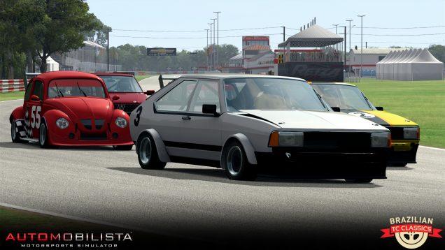 Automobilista Brazilian Touring Car Classics Steam Screenshot 5