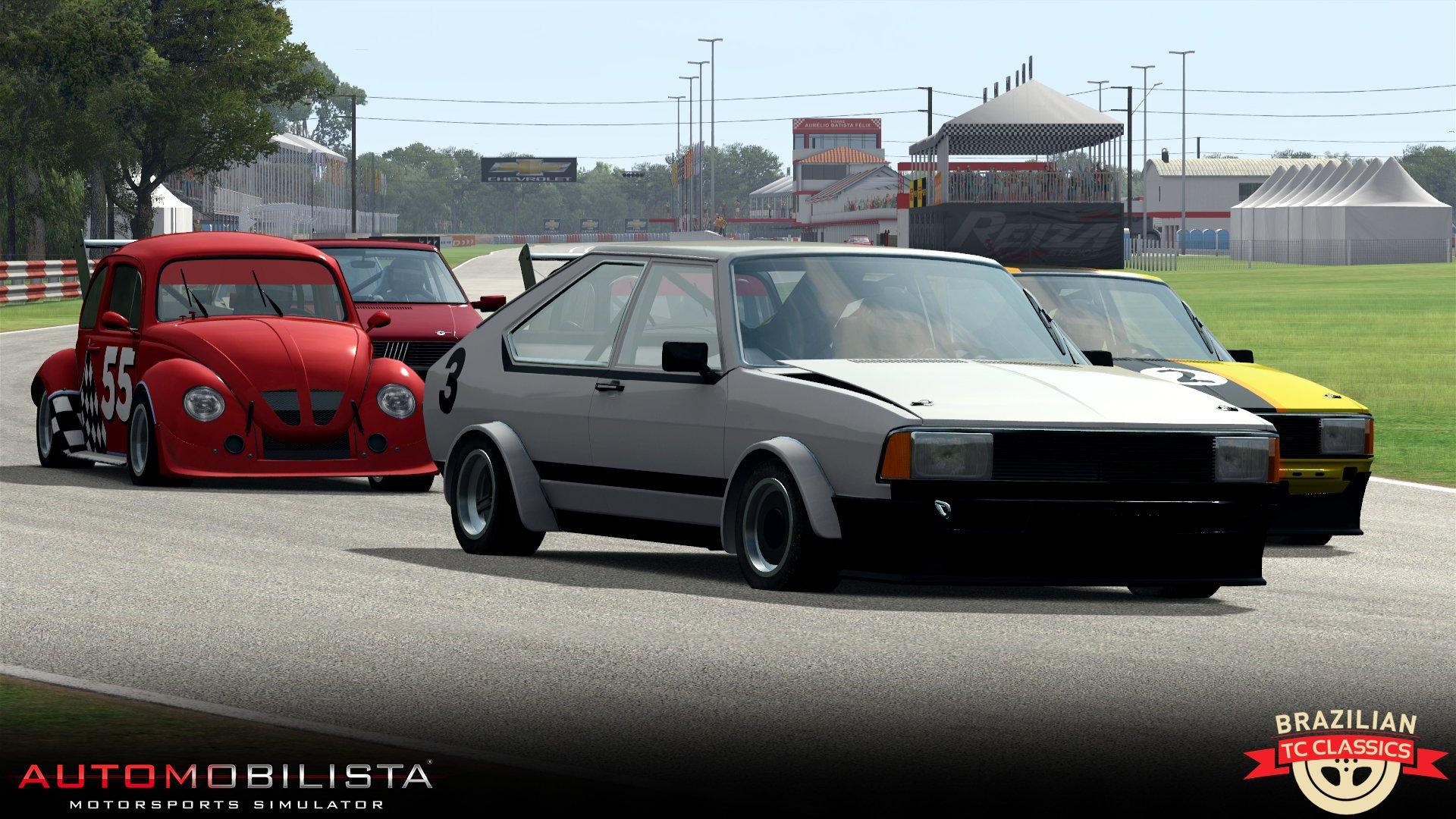 Automobilista – v1.4.8. and the Brazilian Touring Car Classics DLC ...