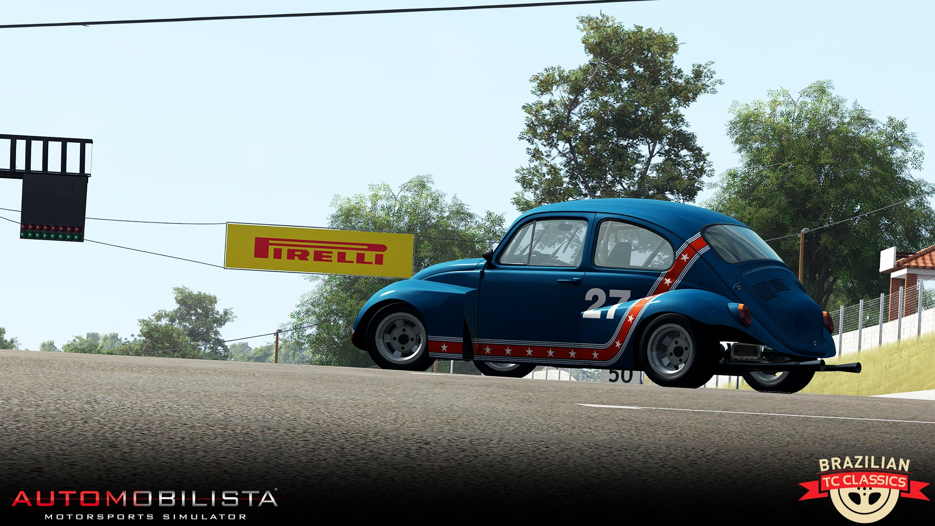 Automobilista Brazilian Touring Car Classics Steam Screenshot 7