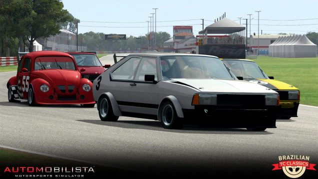 Automobilista Brazilian Touring Car Classics dev update preview