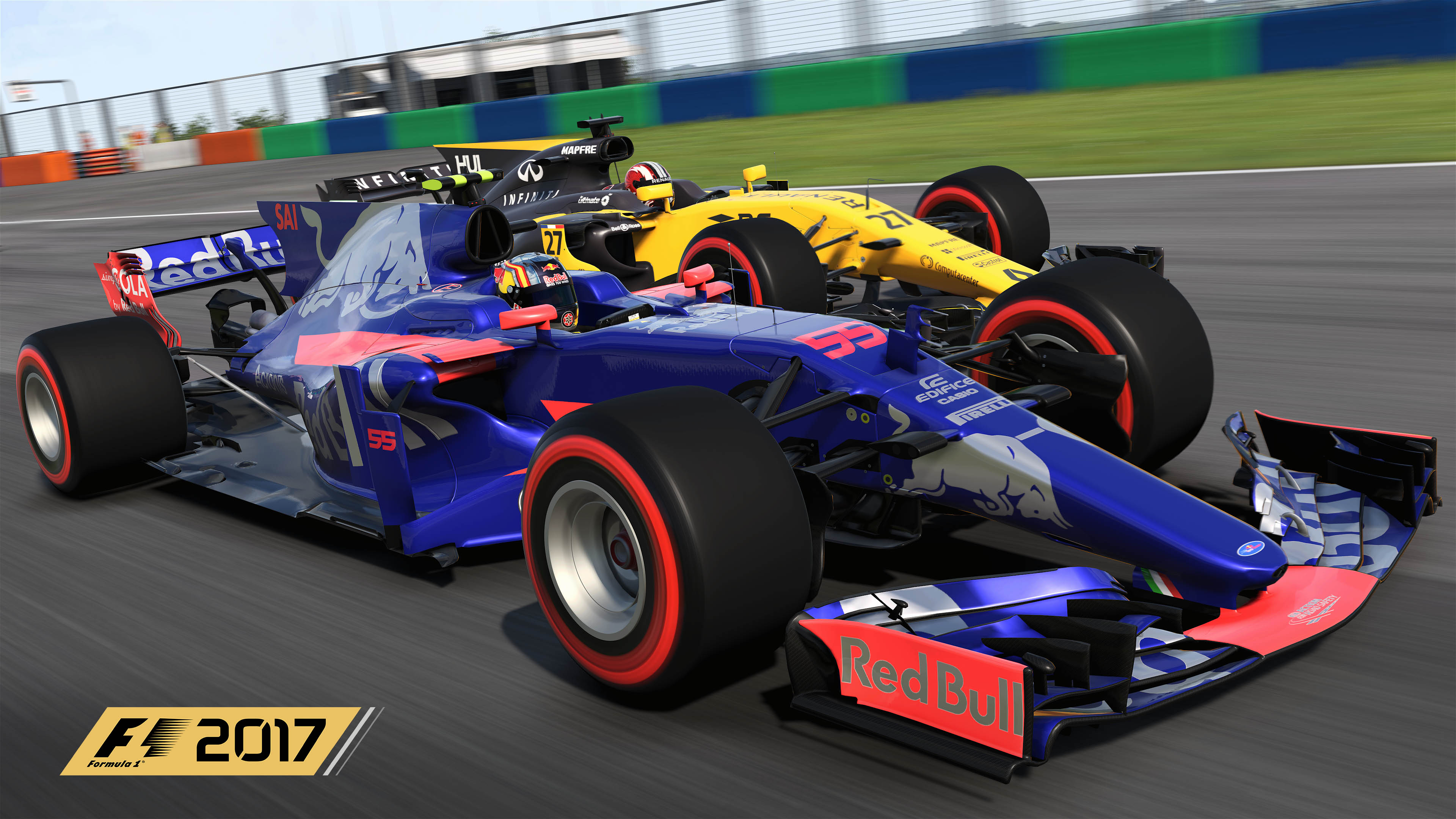 F1 2017 new liveries 3