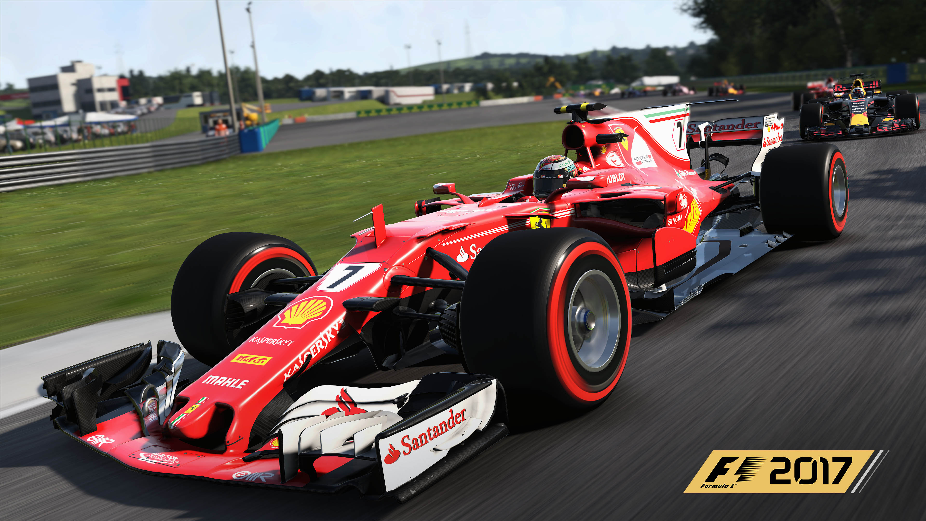 F1 2017 new liveries 5
