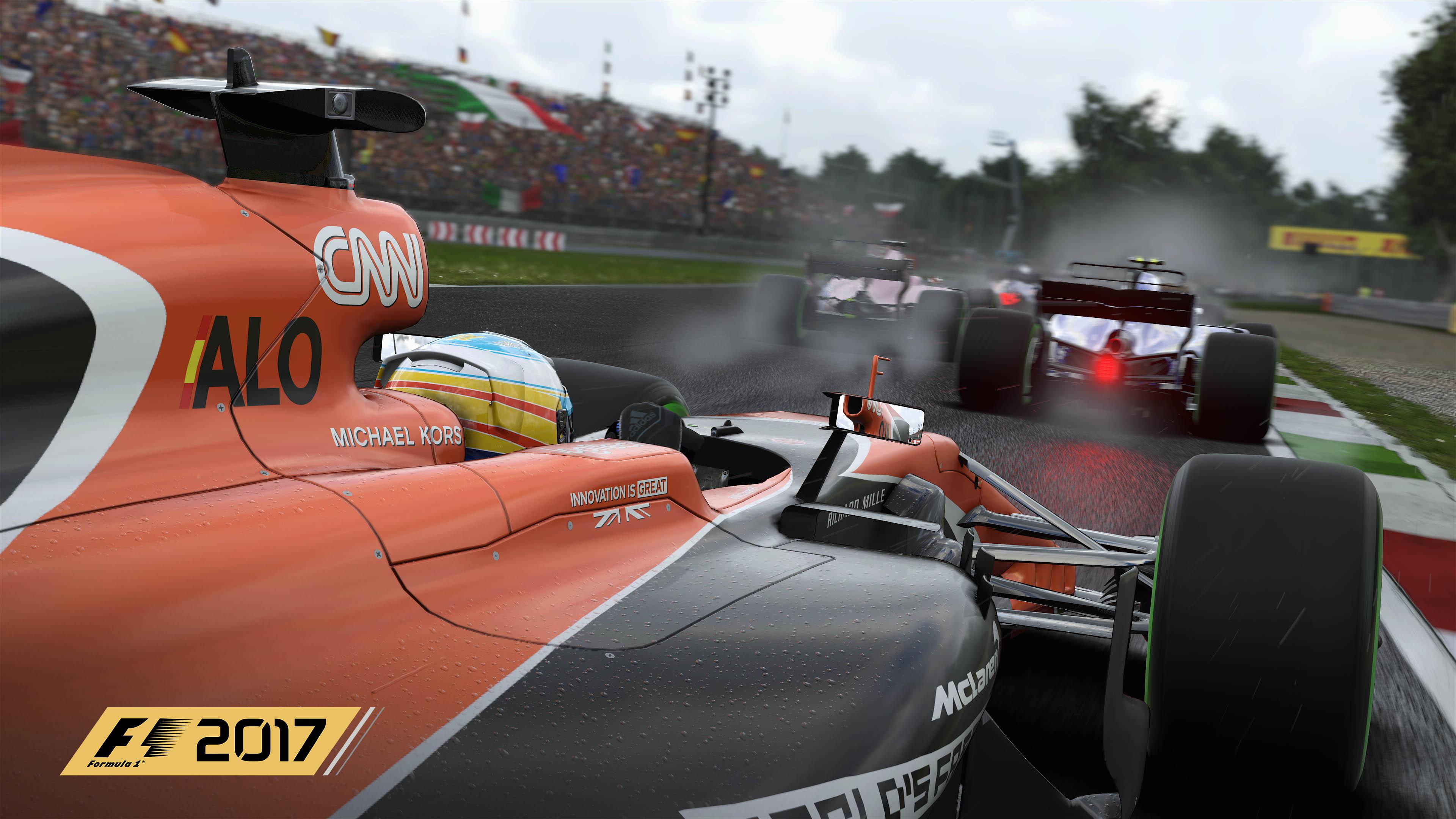 F1 2017 new liveries 7