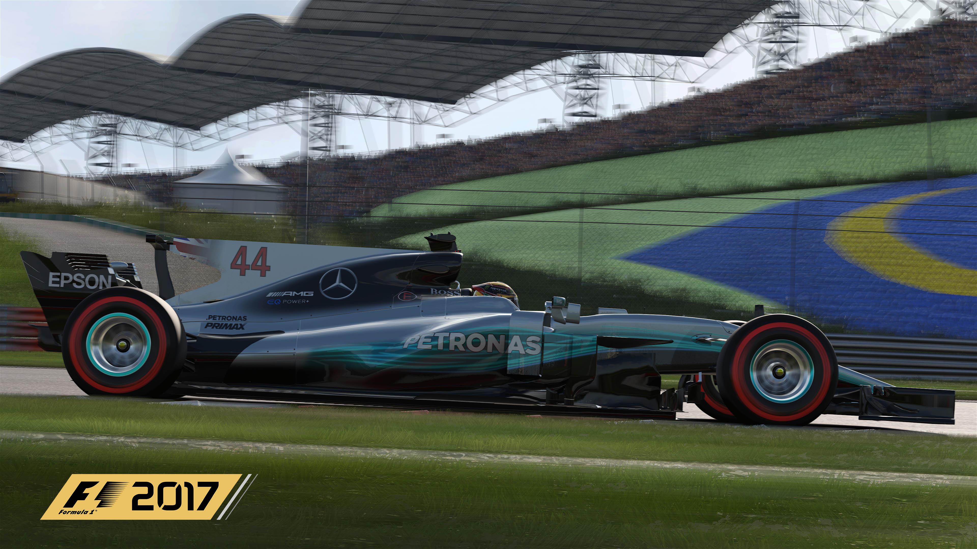 F1 2017 new liveries 8