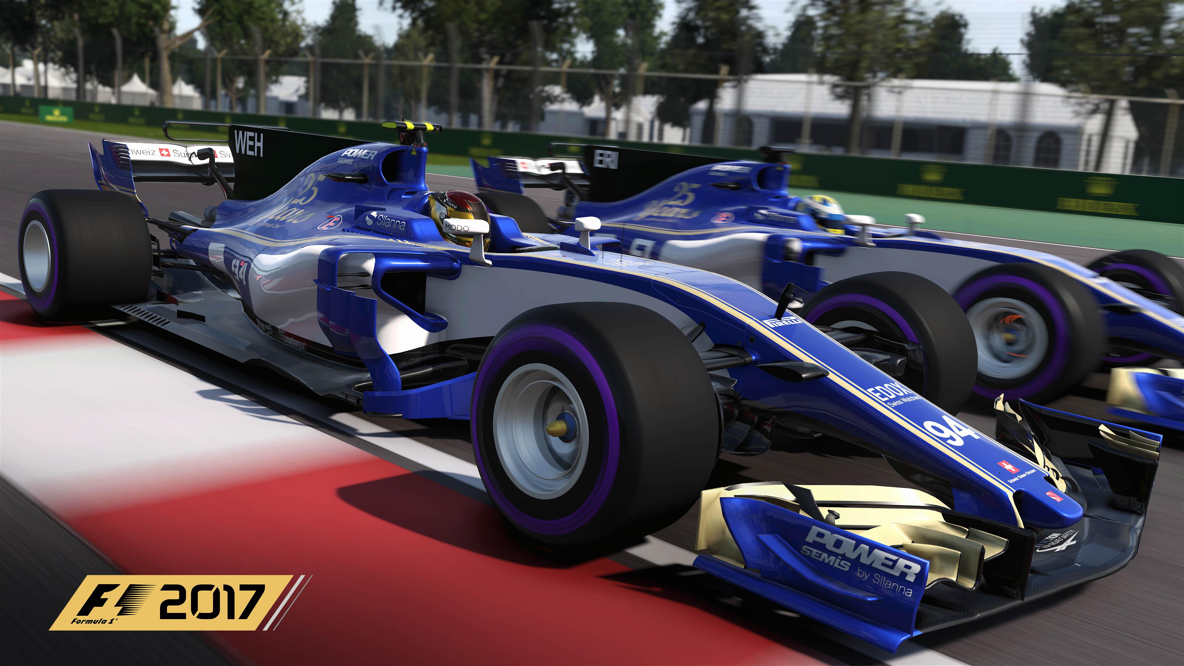 F1 2017 new liveries 9