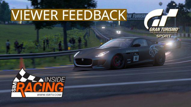 GT Sport Feedback THUMBNAIL