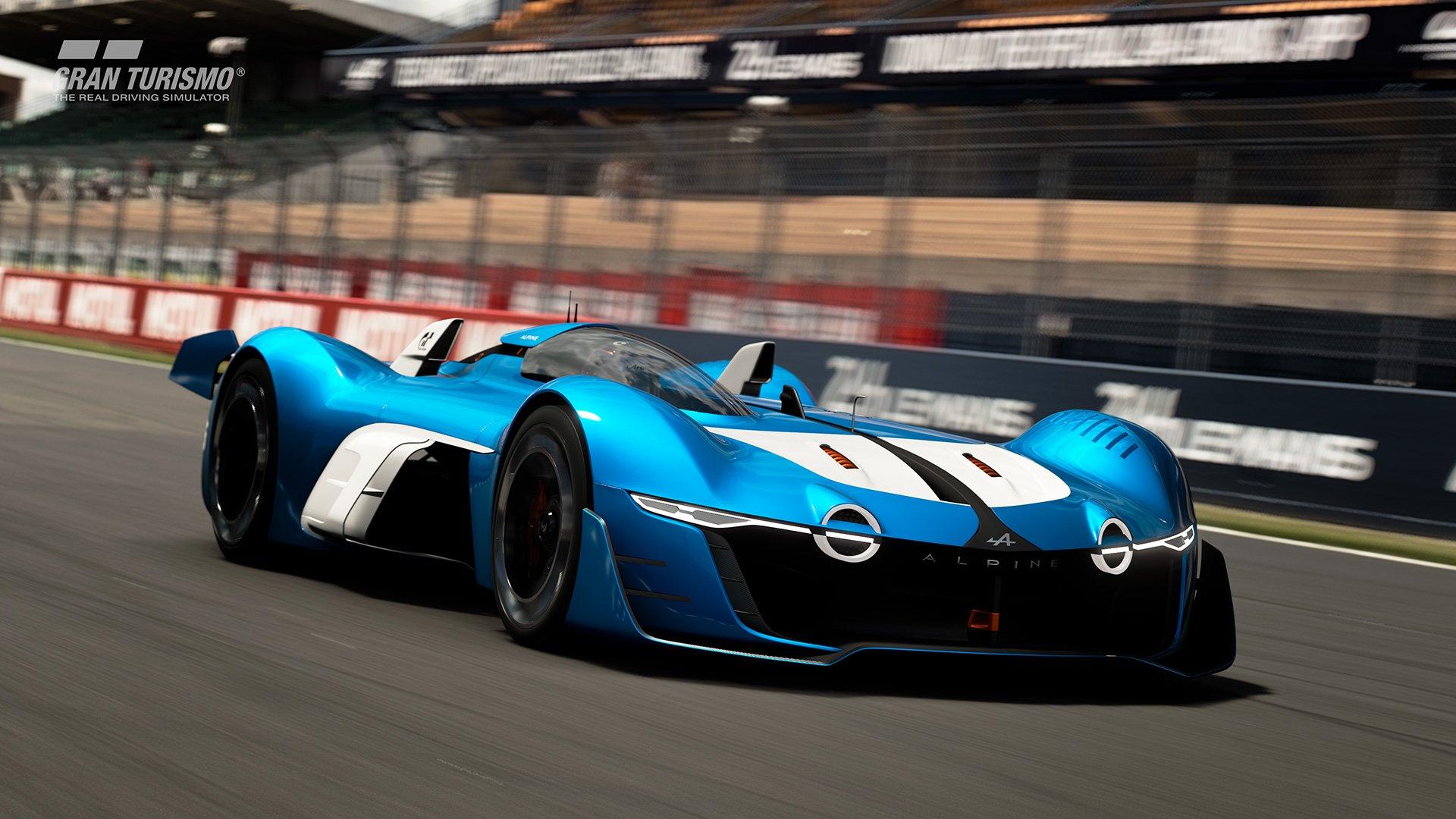 Gran Turismo Sport Alpina Vision Gran Turismo