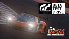 Gran Turismo Sport Beta Test Drive