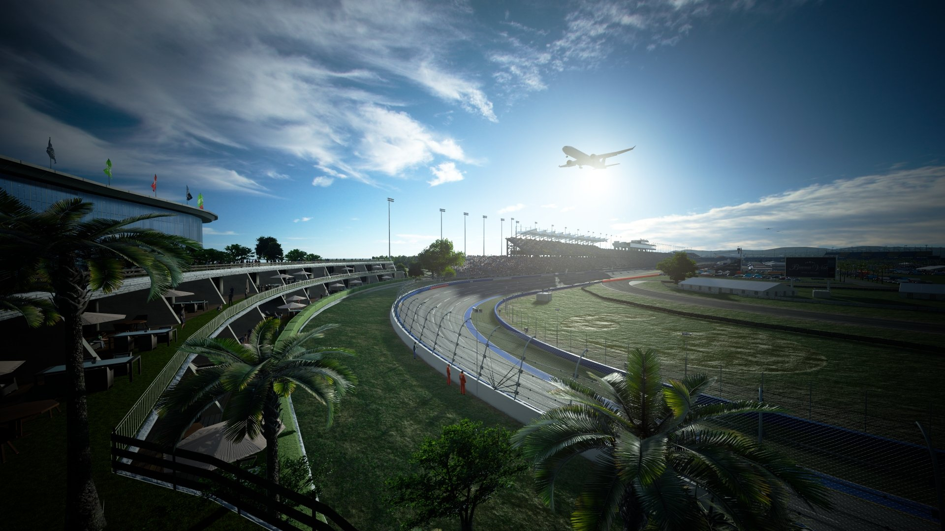 Gran Turismo Sport Blue Moon Speedway preview 1