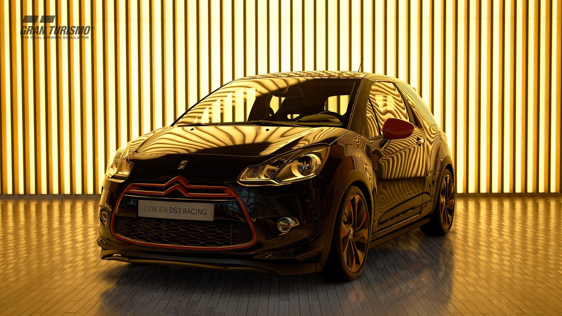Gran Turismo Sport Citroen DS3 Racing