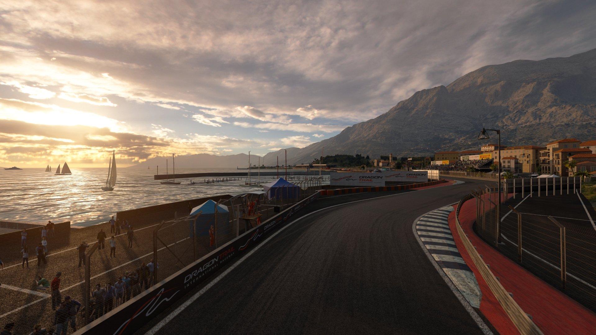 Gran Turismo Sport Dragontrail preview 1