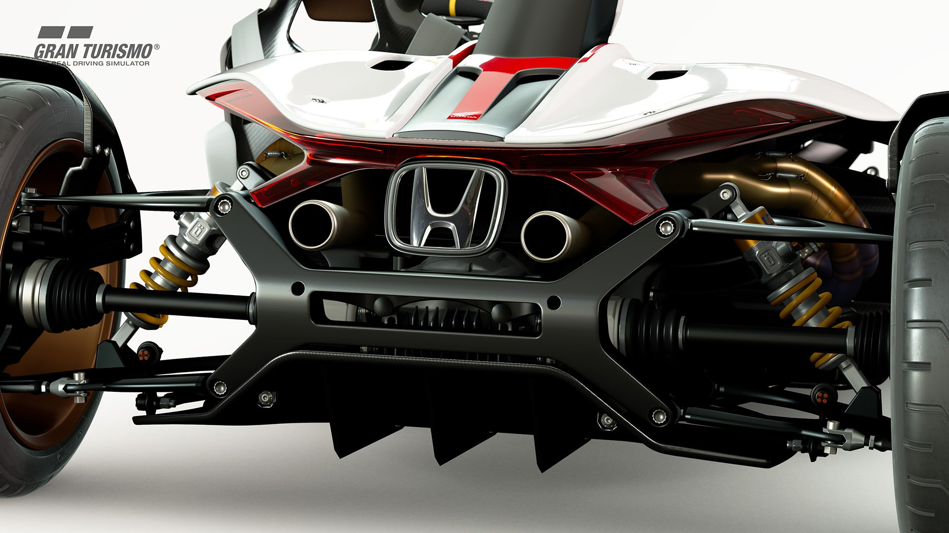 Gran Turismo Sport Honda Vision Gran Turismo back