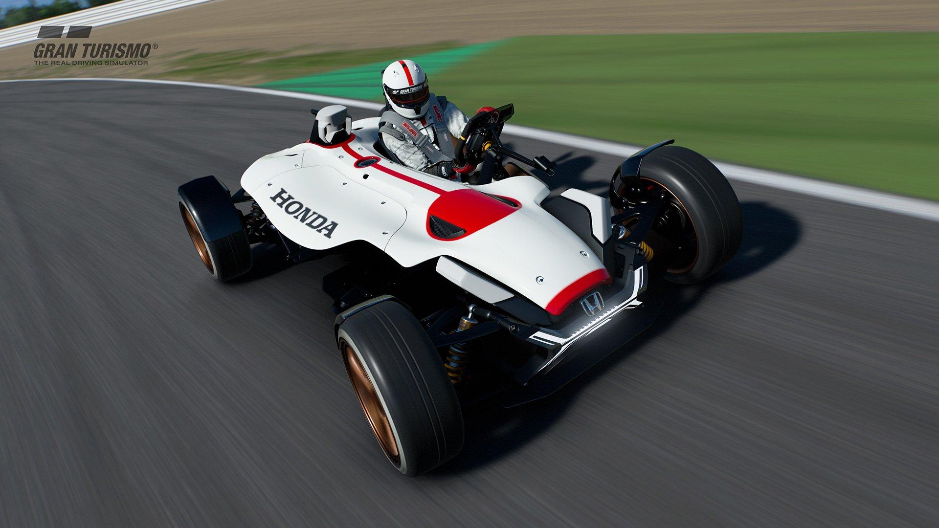 Gran Turismo Sport Honda Vision Gran Turismo