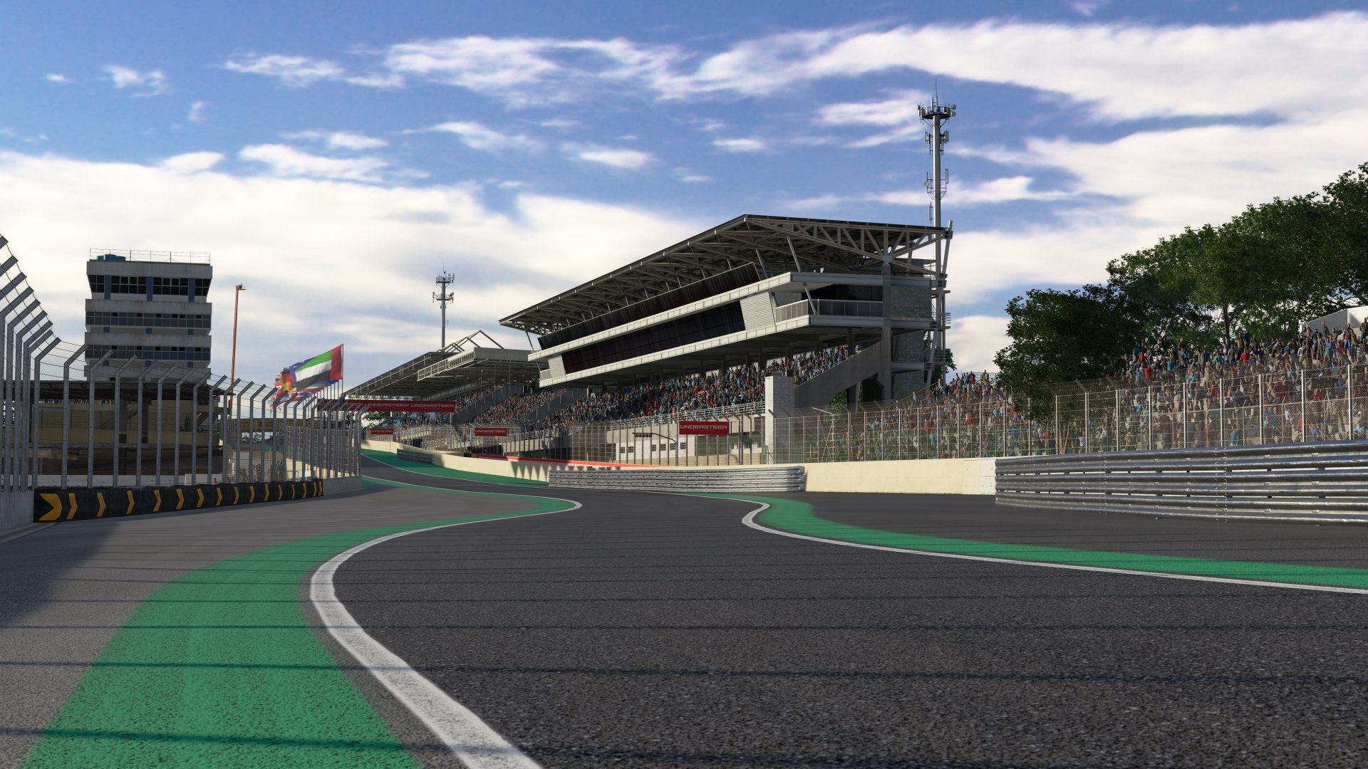 Gran Turismo Sport Interlagos Preview 1
