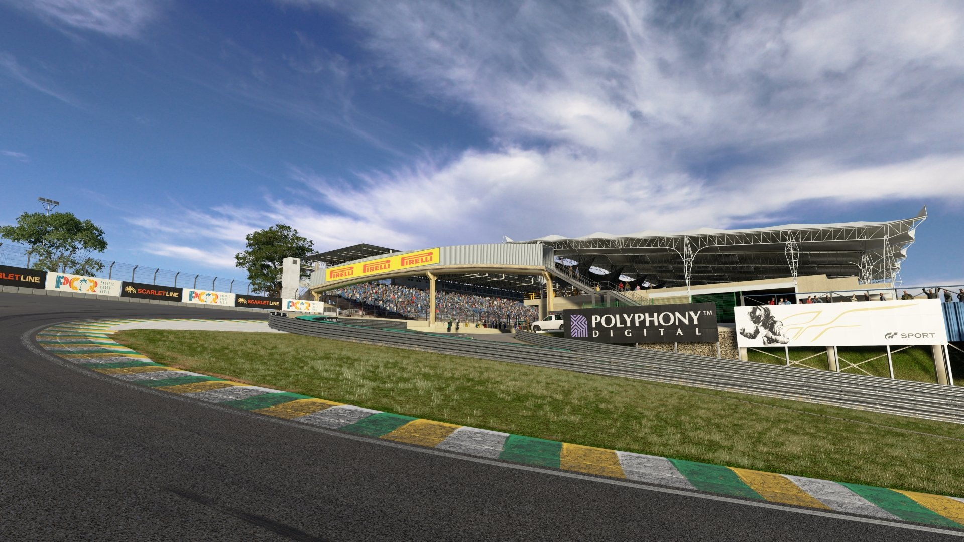 Gran Turismo Sport Interlagos preview 2