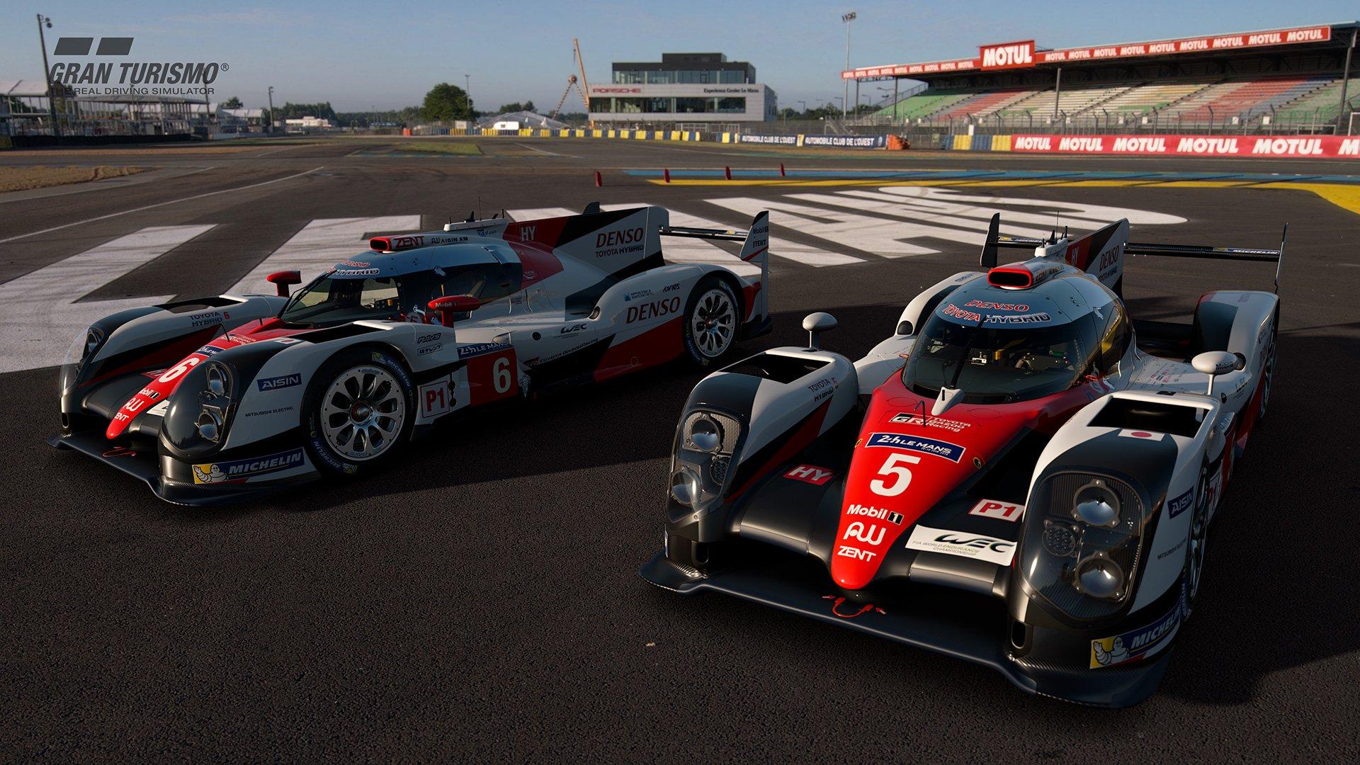 Gran Turismo Sport Official Car List Published Inside