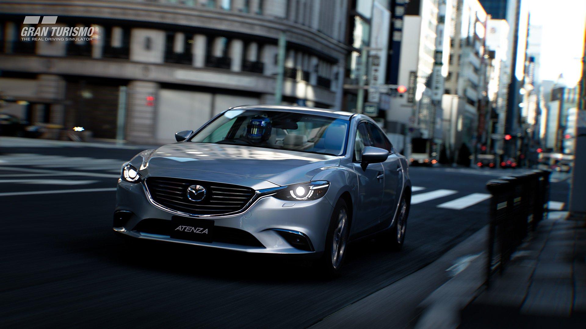 Gran Turismo Sport Mazda Atenza
