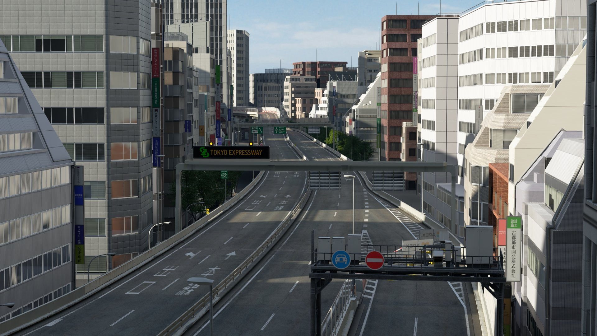 Gran Turismo Sport Tokyo Expressway preview 1