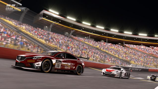 Gran Turismo Sport demo preview screenshot 1