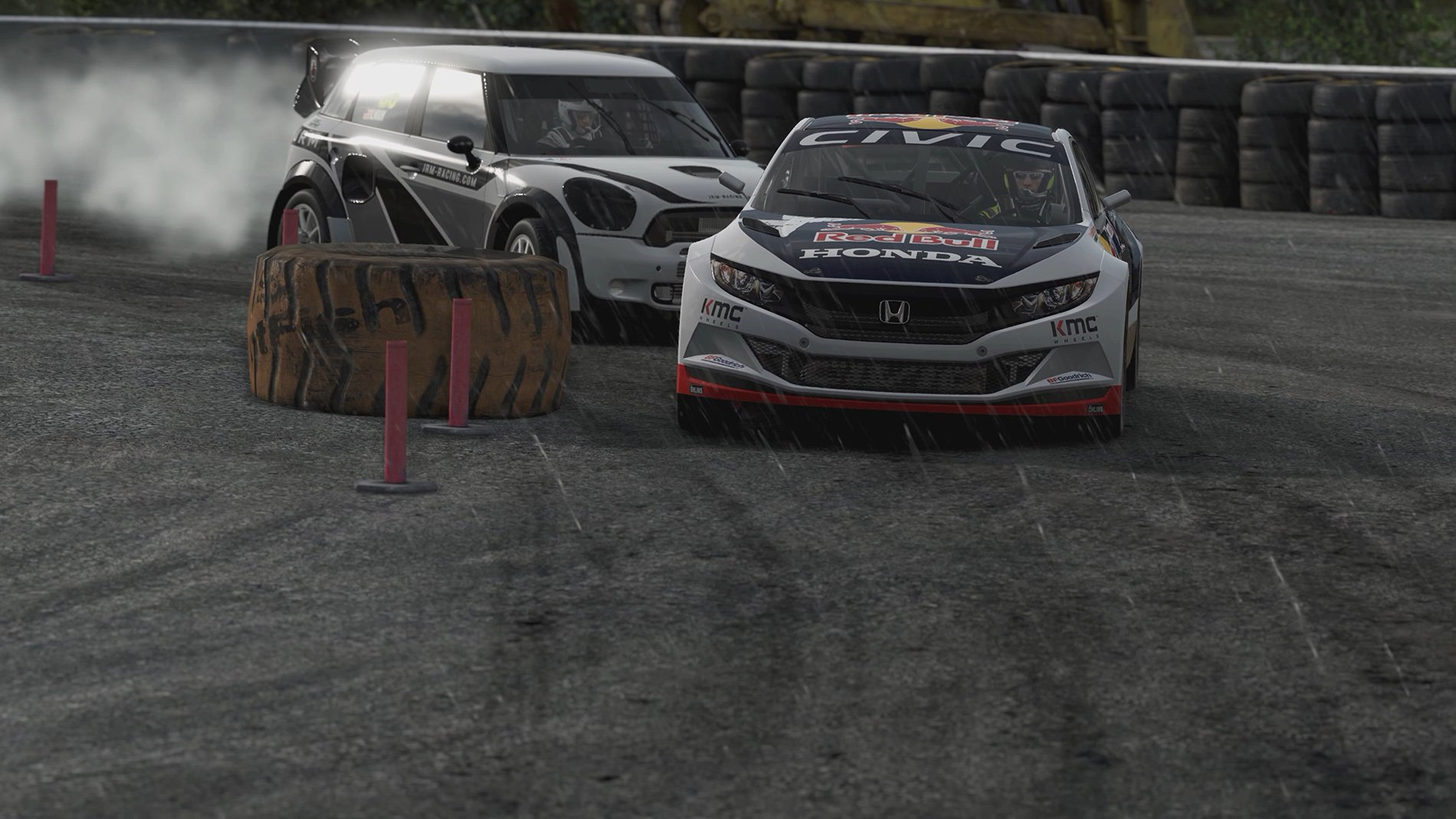 Project CARS 2 rallycross screenshot
