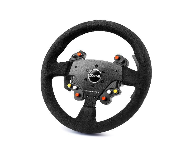 Thrustmaster Sparco R383 Now Official Inside Sim Racing