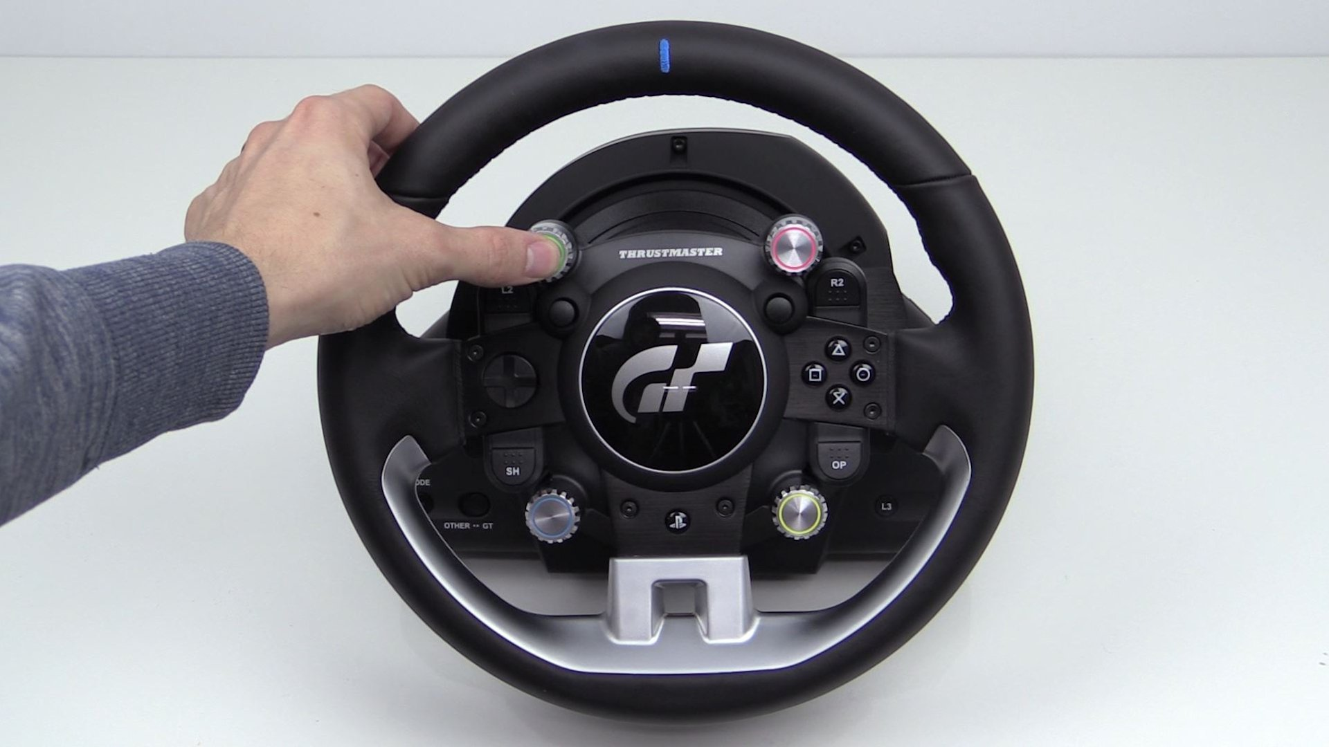 Thrustmaster T-GT Review