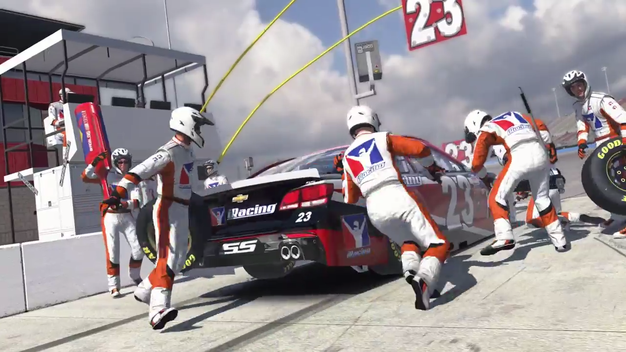 iRacing pitstop teaser screenshot 1