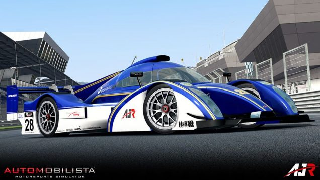 Automobilista Metalmoro AJR Prototype final