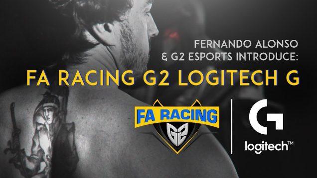 FA Racing G2 Logitech G
