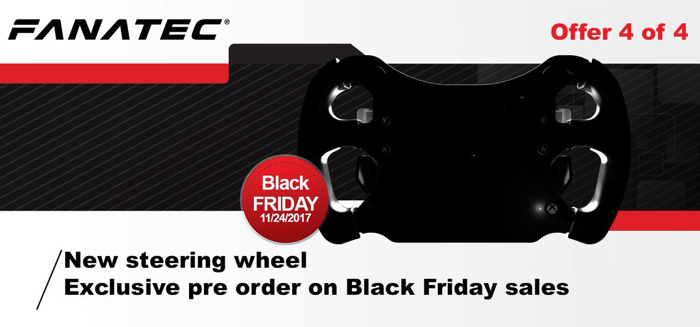 Fanatec Black Friday 4