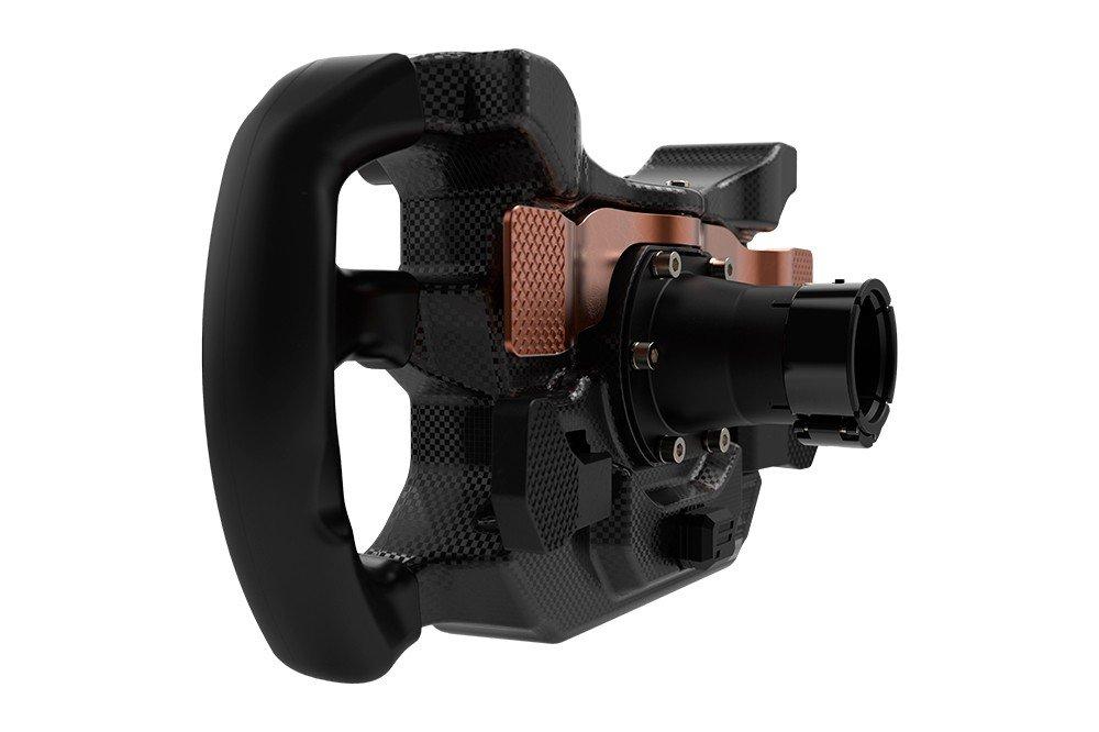 Fanatec CSL McLaren GT3 wheel 5