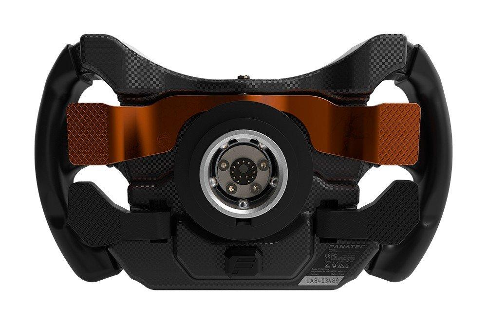 Fanatec CSL McLaren GT3 wheel 8