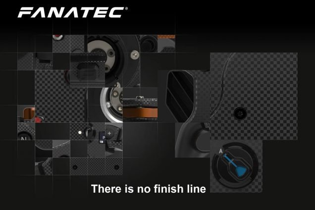 Fanatec wheel teaser Black Friday