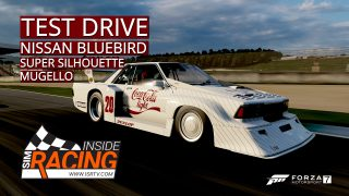 Forza 7 Test Drive Nissan Bluebird Super Silhouette Mugello TN