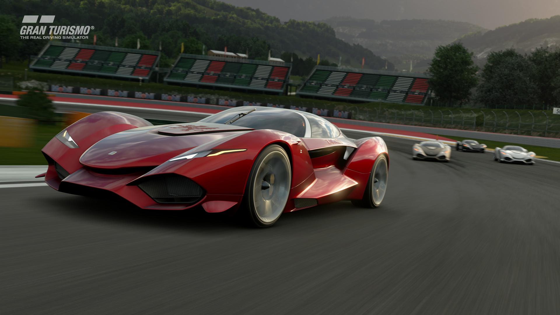 Gran Turismo Sport Concept car November patch