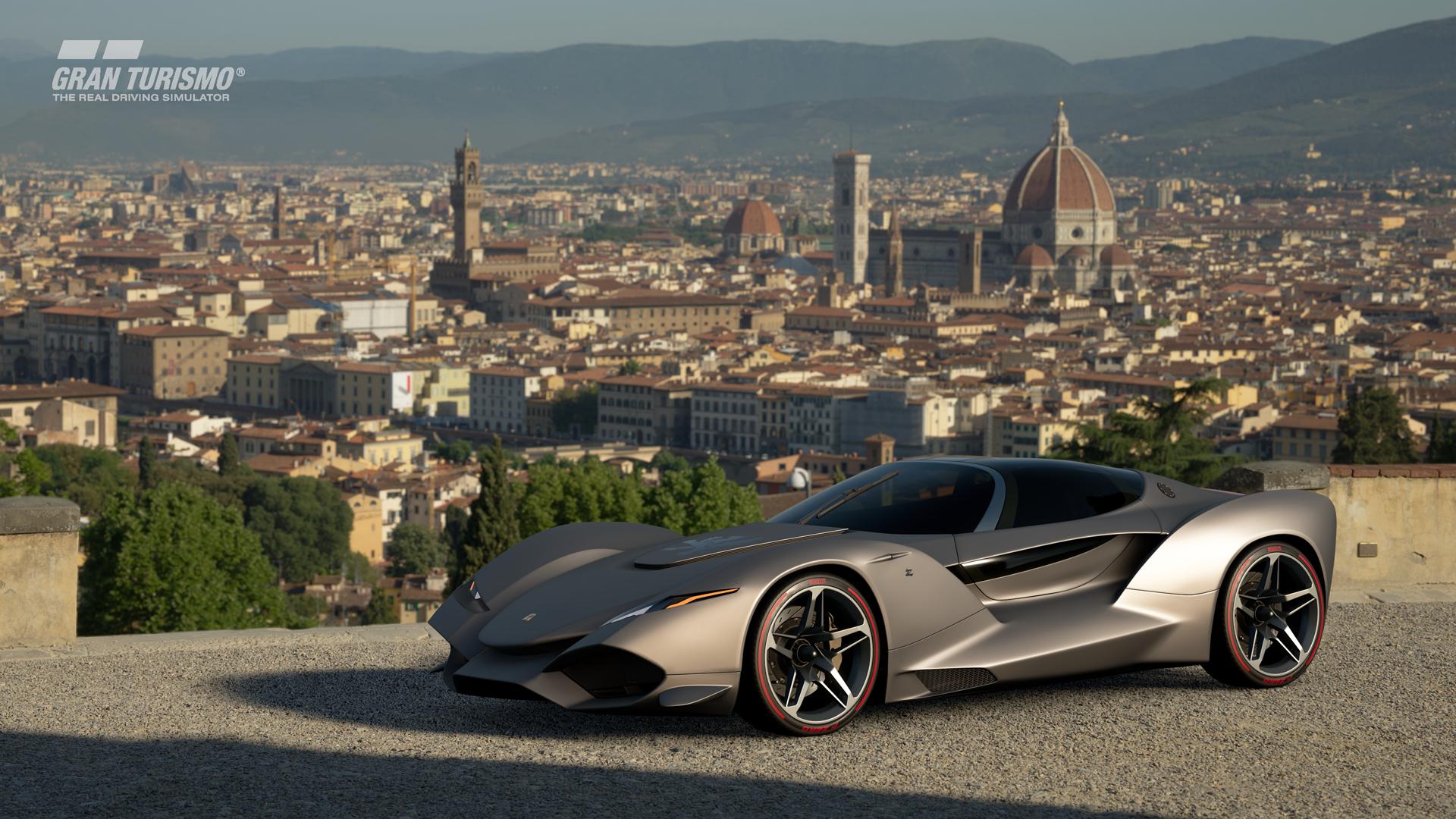 Gran Turismo Sport concept car November patch 2