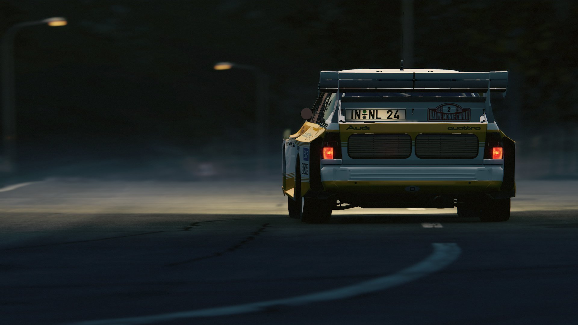 Project CARS 2 Fun Pack Audi Quattro S1