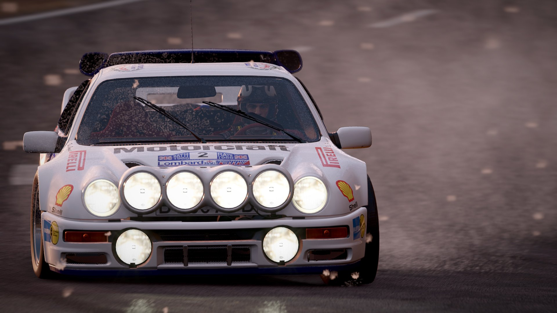 Project CARS 2 Fun Pack Ford RS200