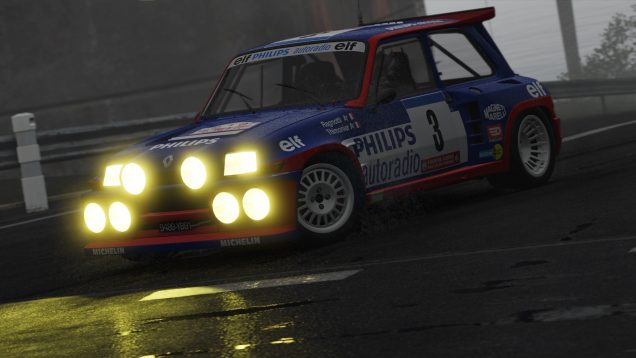 Project CARS 2 Fun Pack Renault R5 Maxi Turbo