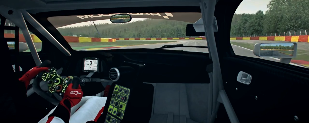 RaceRoom Audi R8 LMS GT3 trailer screenshot 3