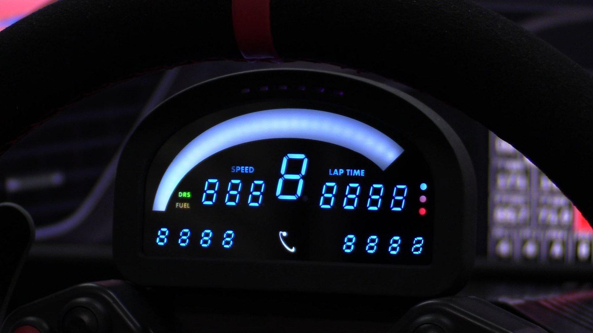 Renovatio SRD-R3 Digital Dash Display Review