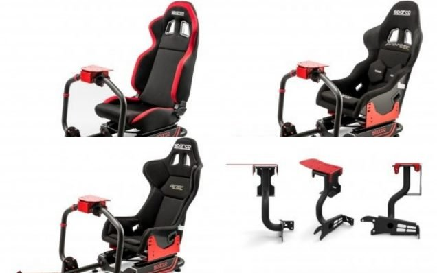 Sparco Gaming Evolve new seats