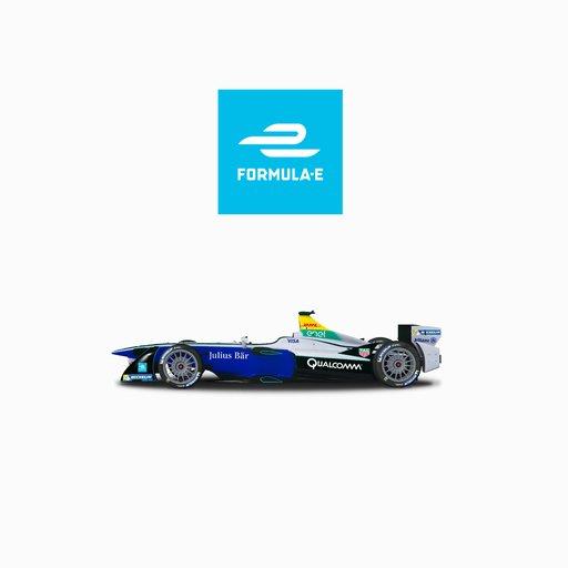 rFactor 2 Formula E car