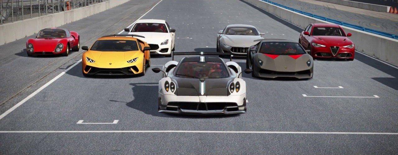 Assetto Corsa Bonus Pack 3 all cars