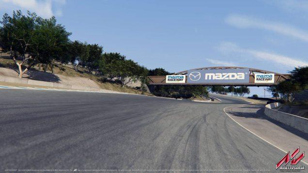 Assetto Corsa Laguna Seca