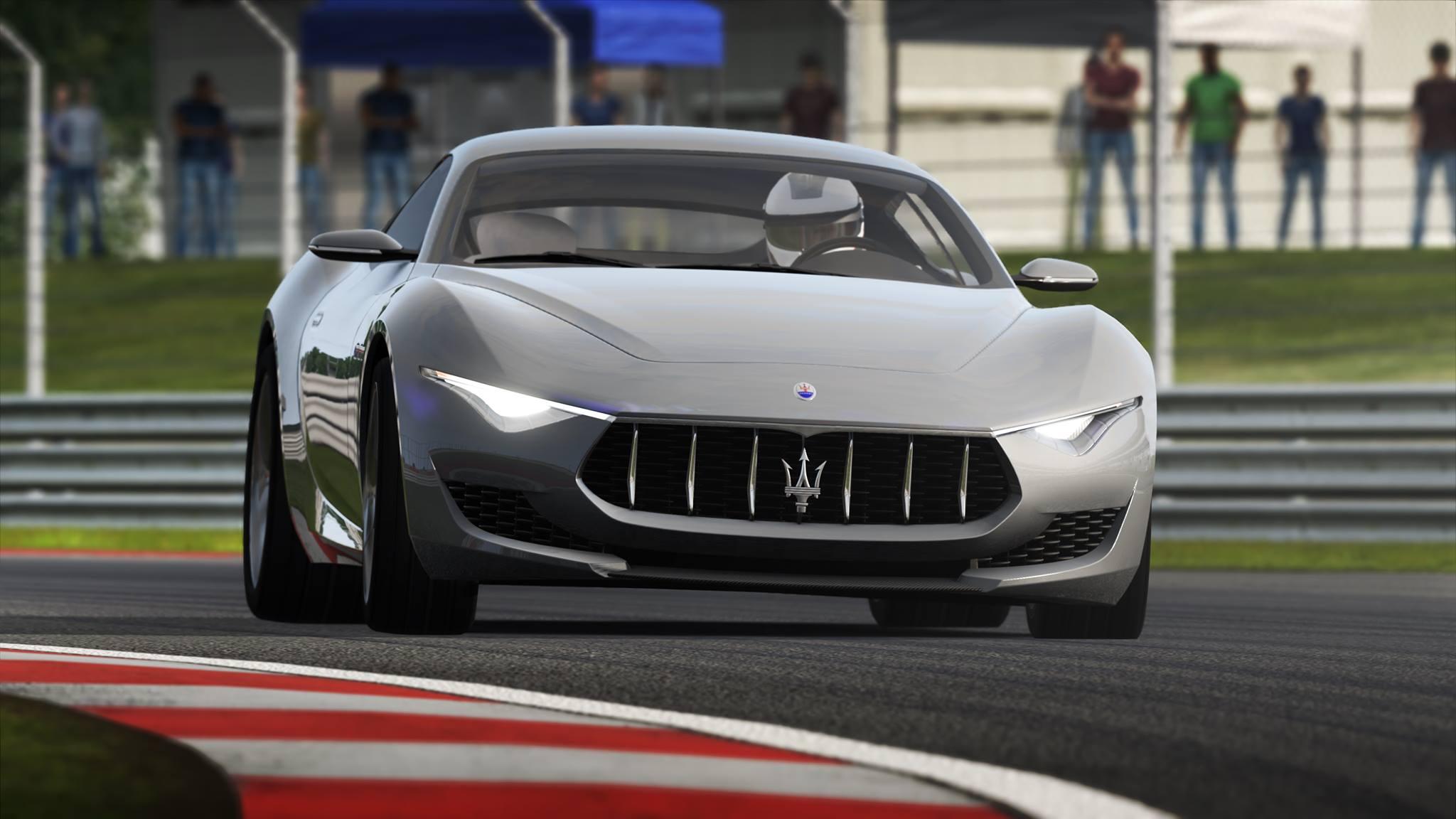 Assetto Corsa Maserati Alfieri