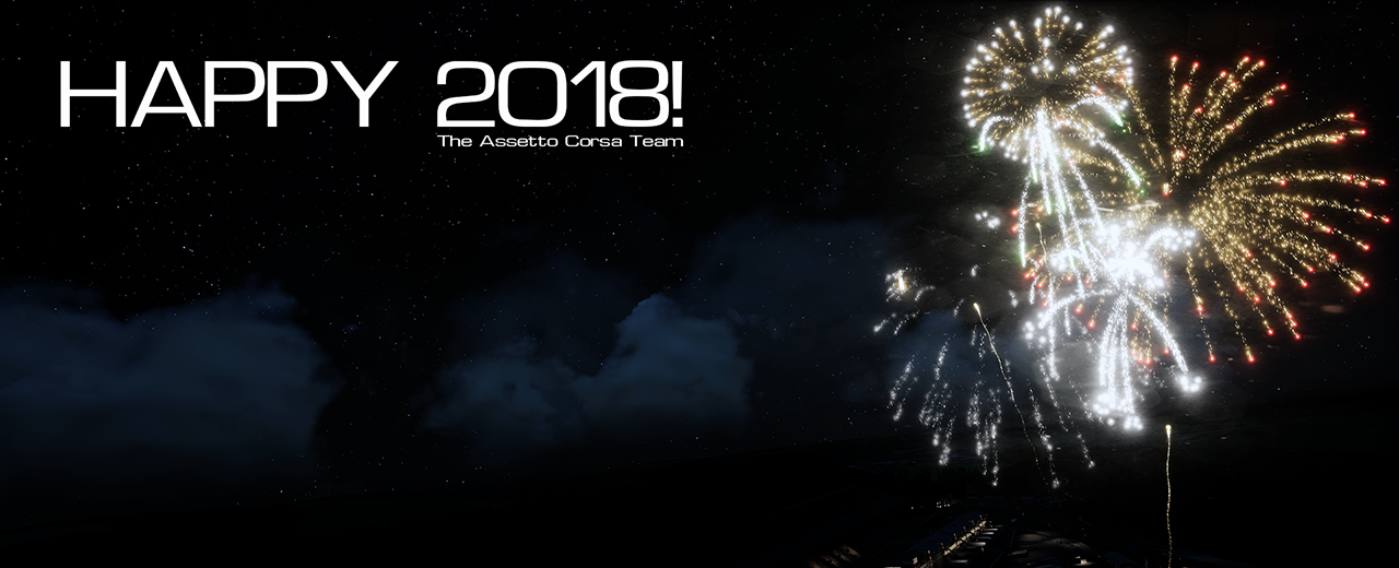 Assetto Corsa end of year 2017