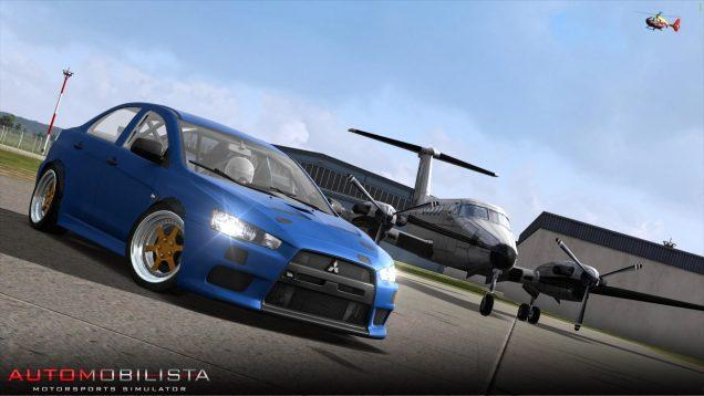 Automobilista Drift Series