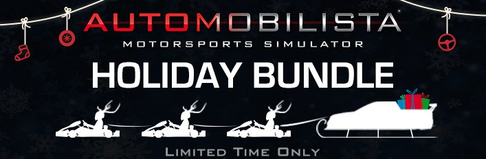 Automobilista holiday sale