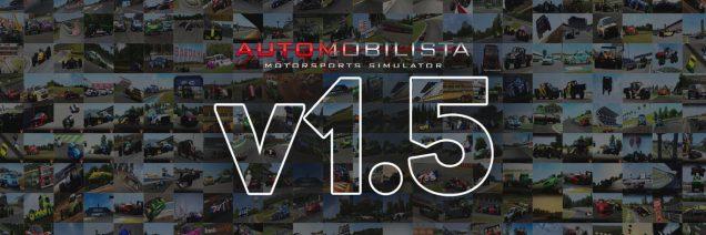 Automobilista v1.5 banner